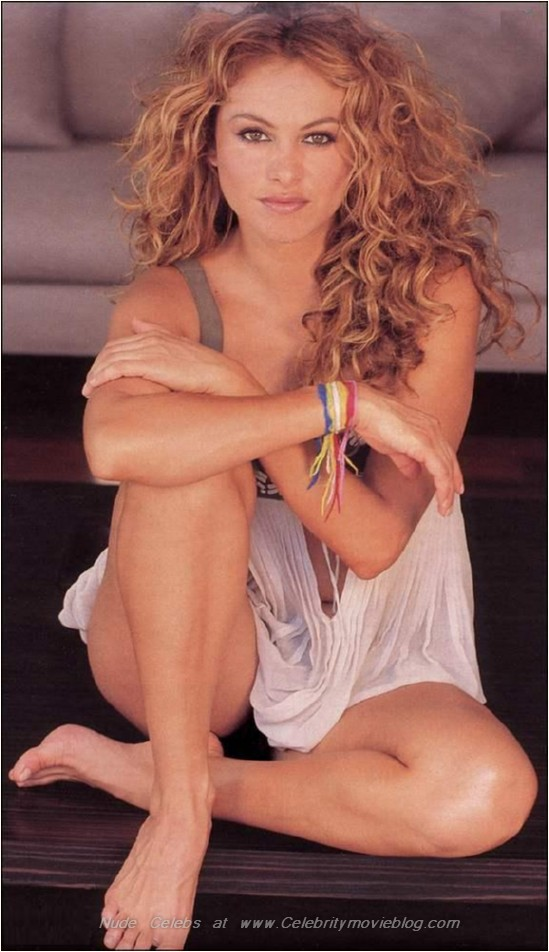 :: Babylon X ::Paulina Rubio gallery @ Famous-People-Nude.com nude and naked ...
