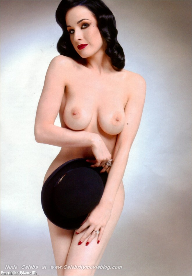 :: Babylon X ::Dita Von Teese gallery @ Famous-People-Nude.com nude and ...