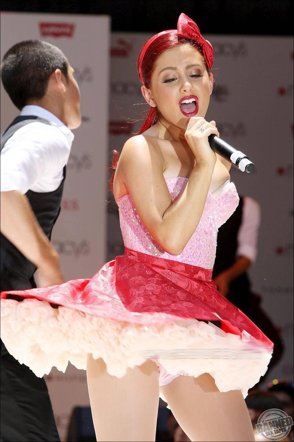 Ariana grande having sex