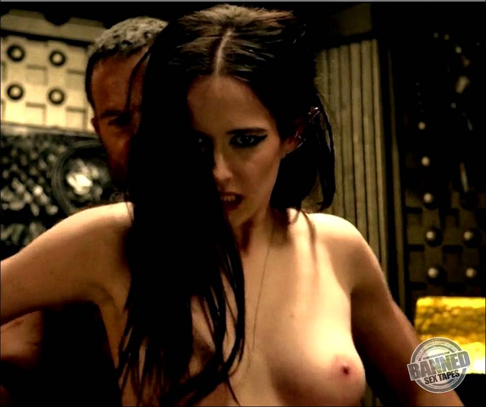 Eva Green nude photos and videos at Banned sex tapes.