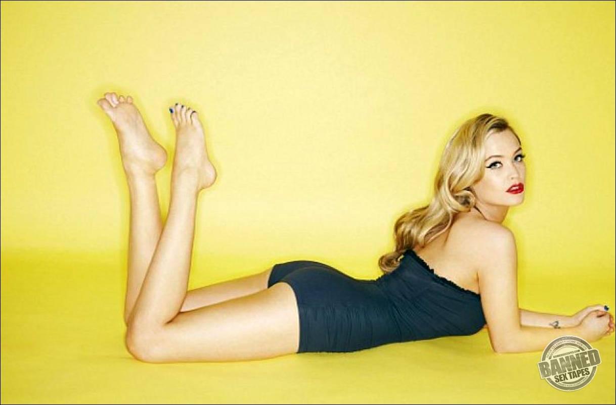 whitmore nude Laura