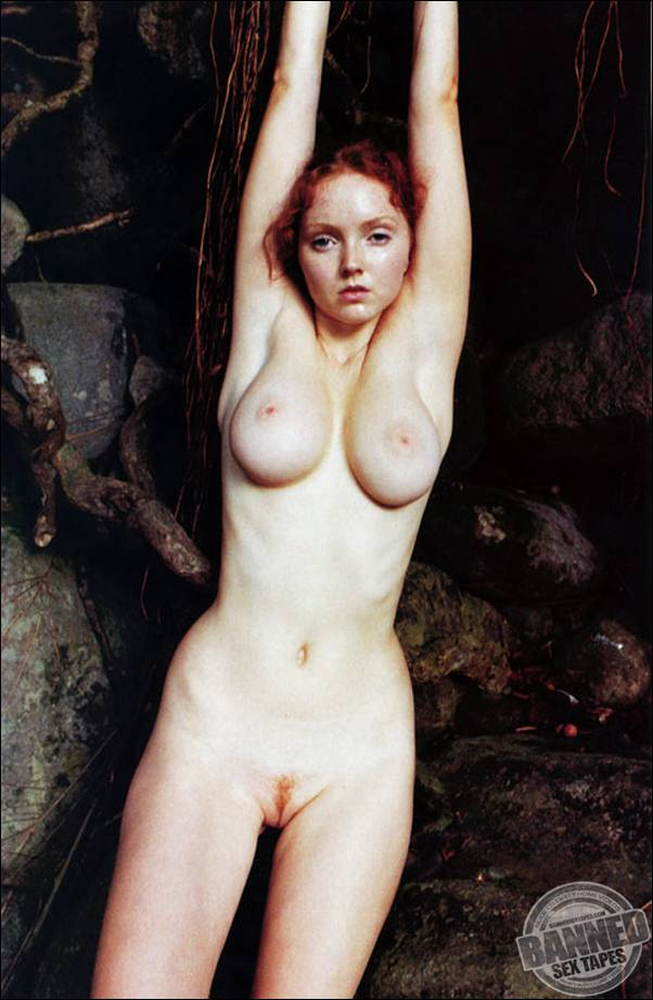 Nothing tell Lily cole nude naked sorry