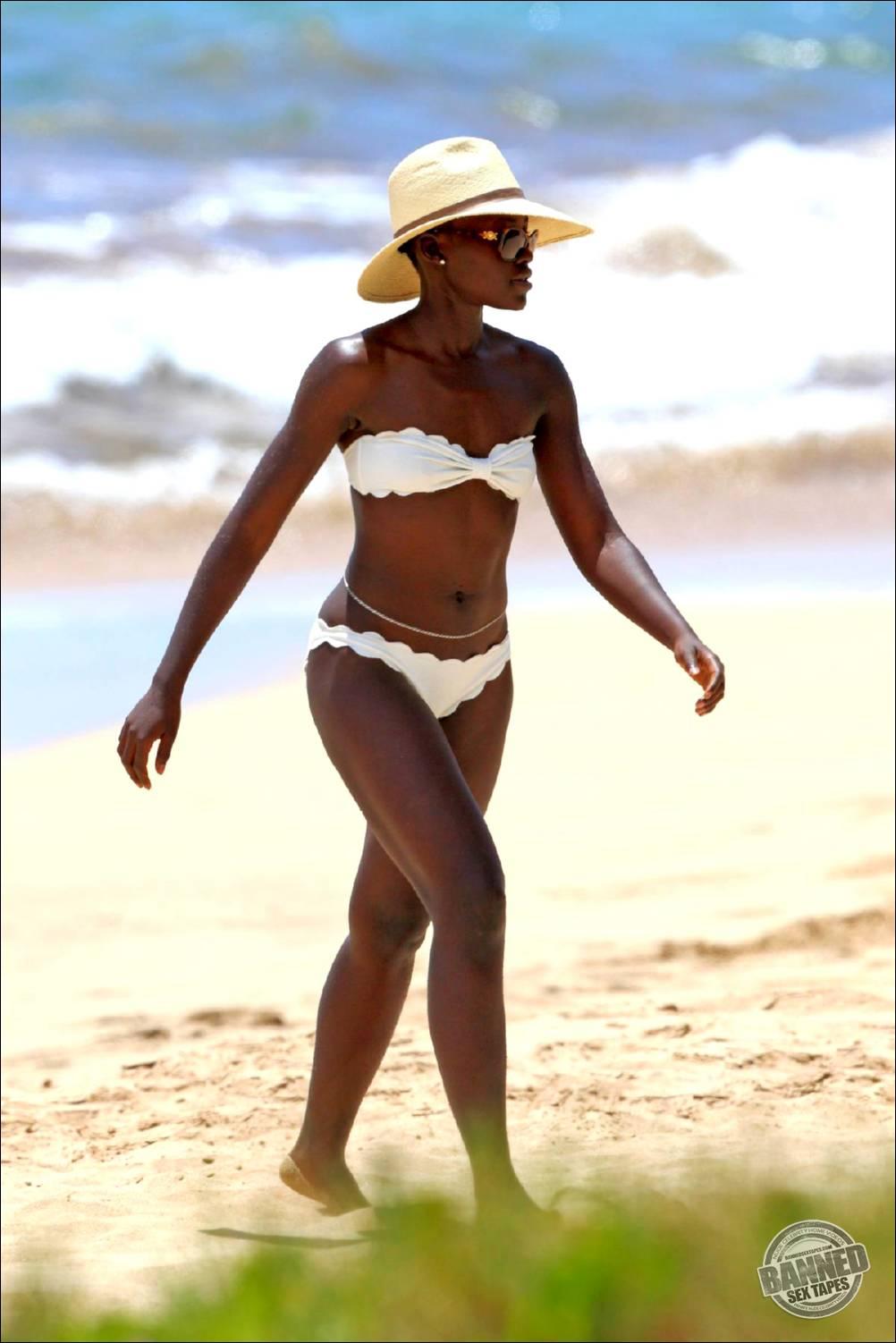 lupita nyongo nude photos and videos at banned sex tapes