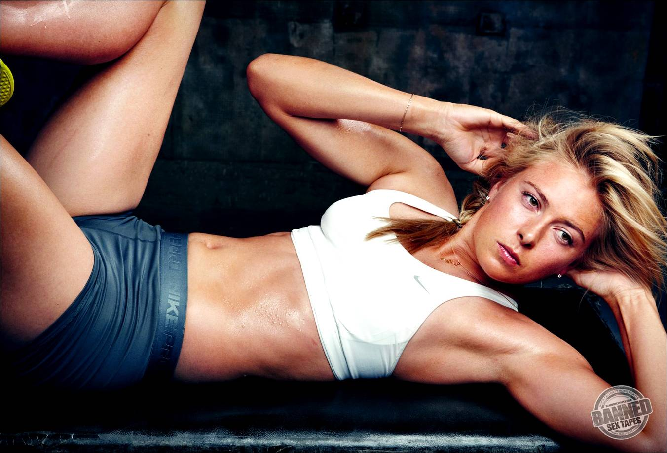Maria Sharapova ABS
