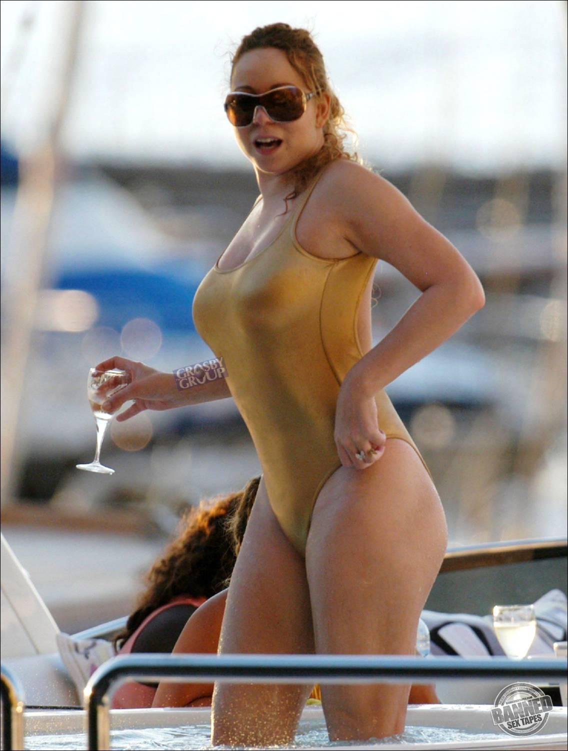 Fat white slut stocking