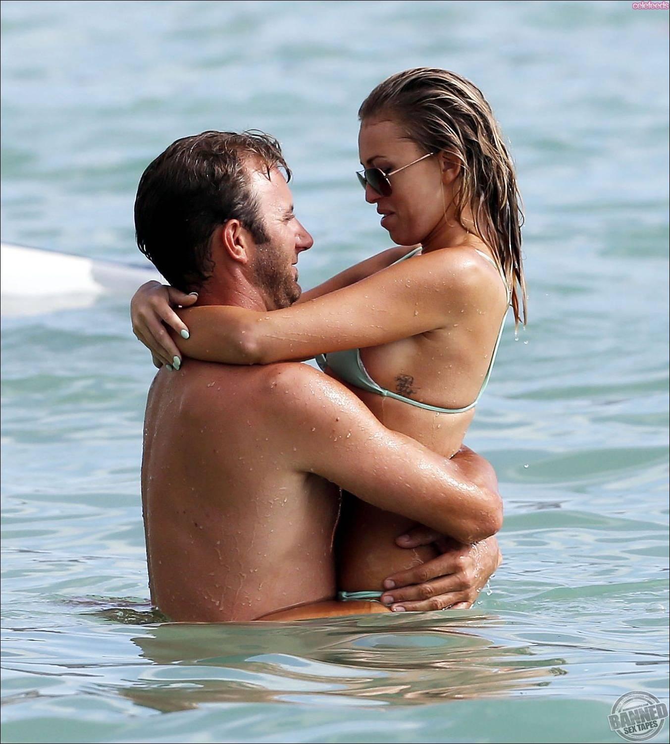 Gretzky'S Daughter Dating Pga Golfer