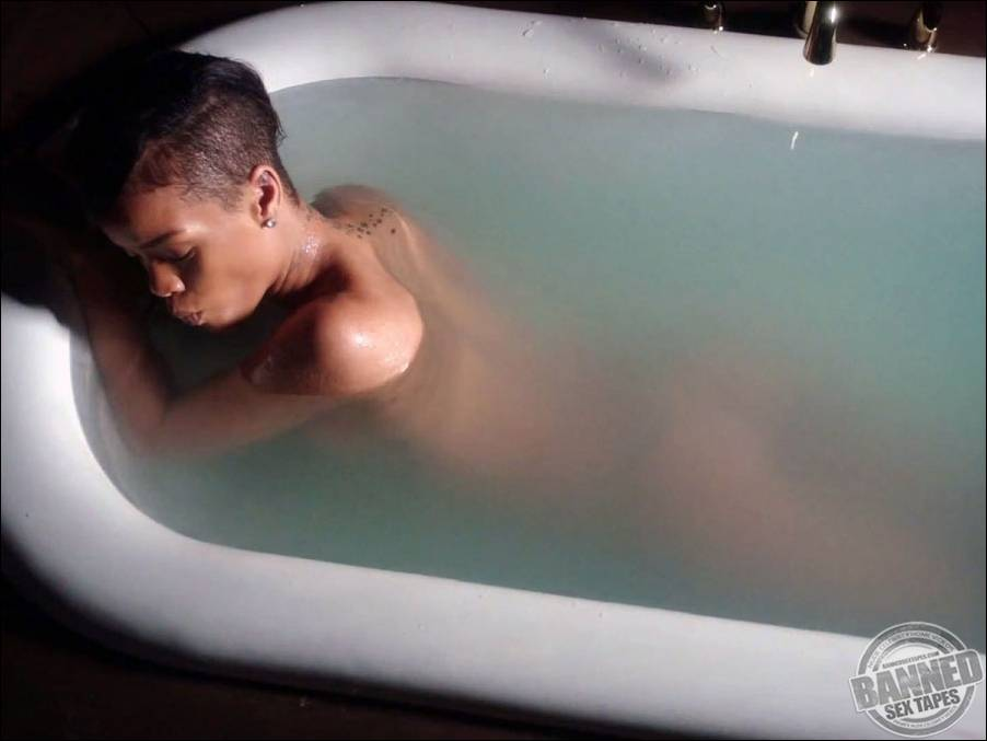 Rihanna nue photo scandale