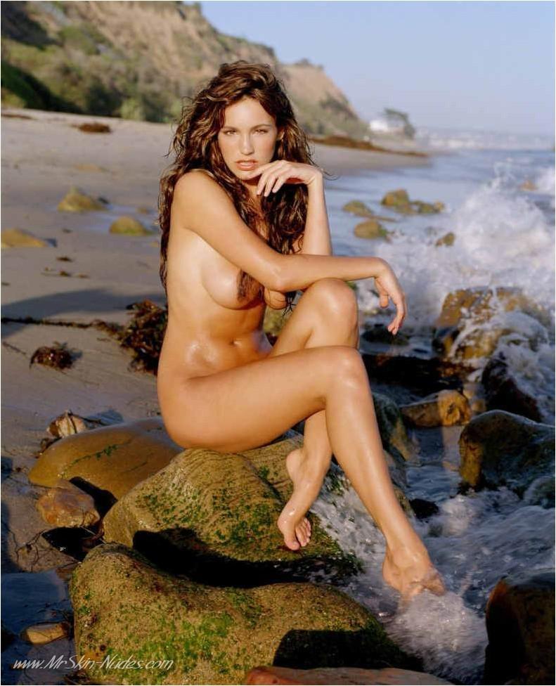 Фото голая келли брук