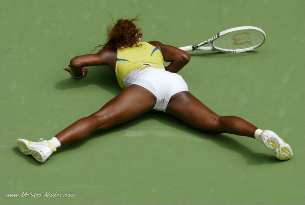 Serena williams nude pictures at