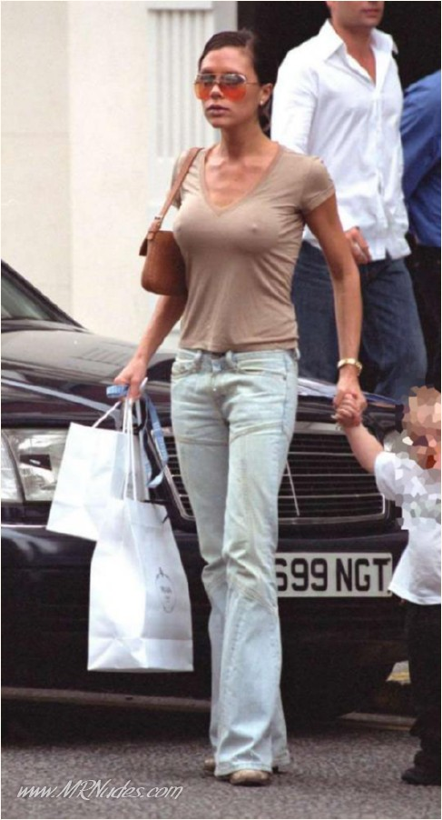 mrskin victoria beckham paparazzi topless and oops shots