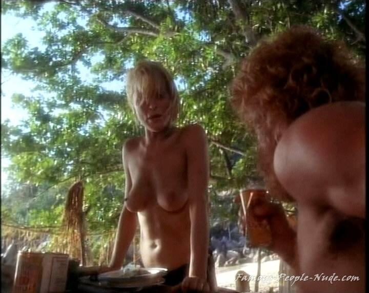 amanda donohoe nude