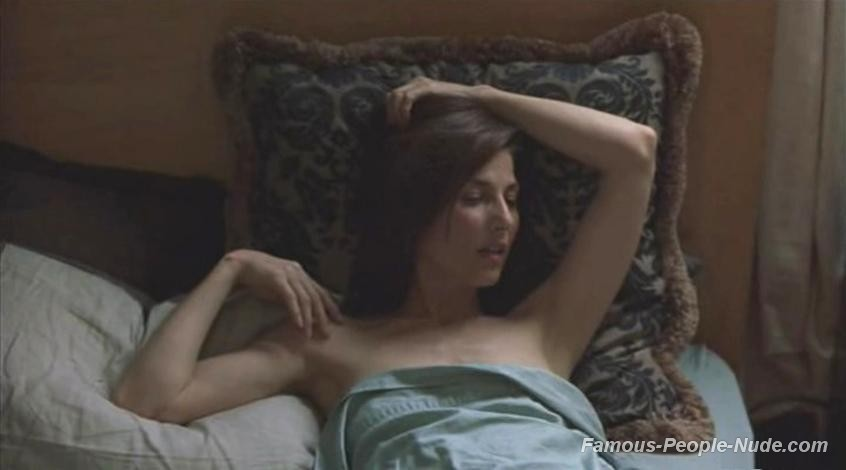 Naked Catherine Keener in The Real Blonde ANCENSORED