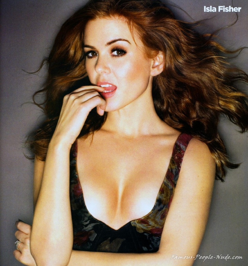 Isla Fisher sex pictures @ Famous-People-Nude free celebrity naked .