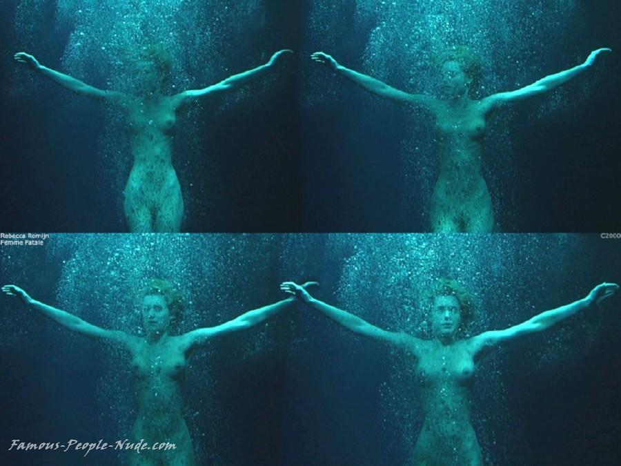 Rebecca Romijn Nude Pics 25