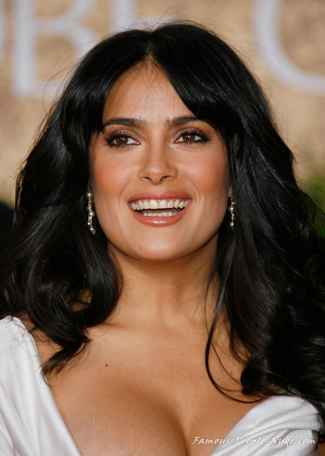 Videos salma hayek desnuda photo 415