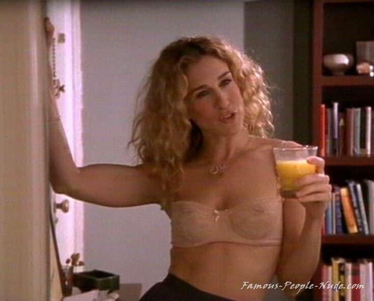 Jessica parker sarah scene sex
