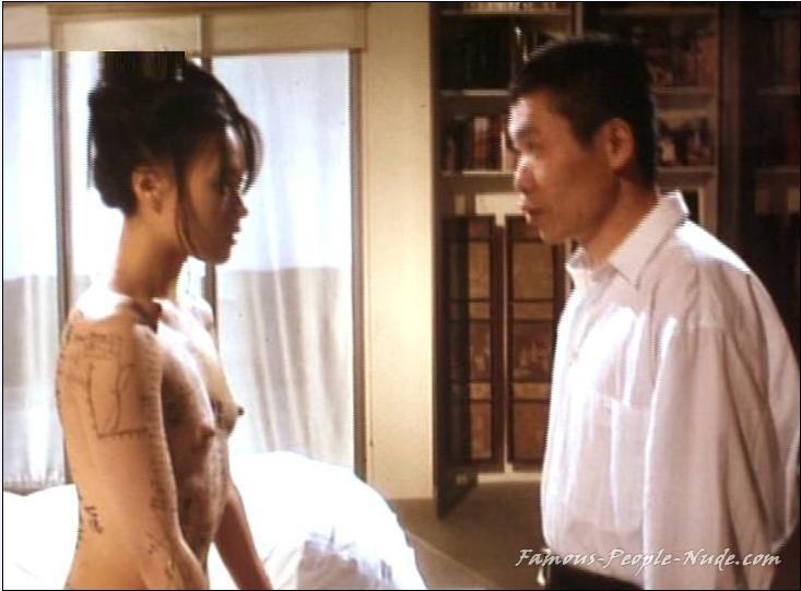 Vivian Wu Nude 121