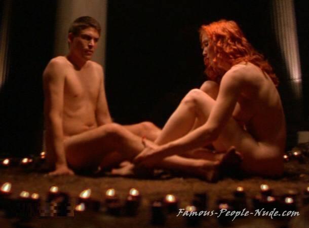 Bates nude beth