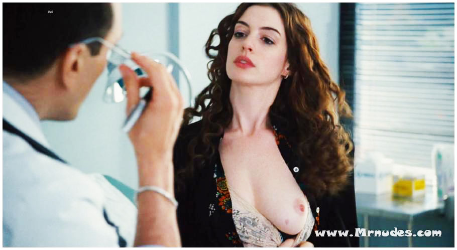 Famous people anne hathaway nude