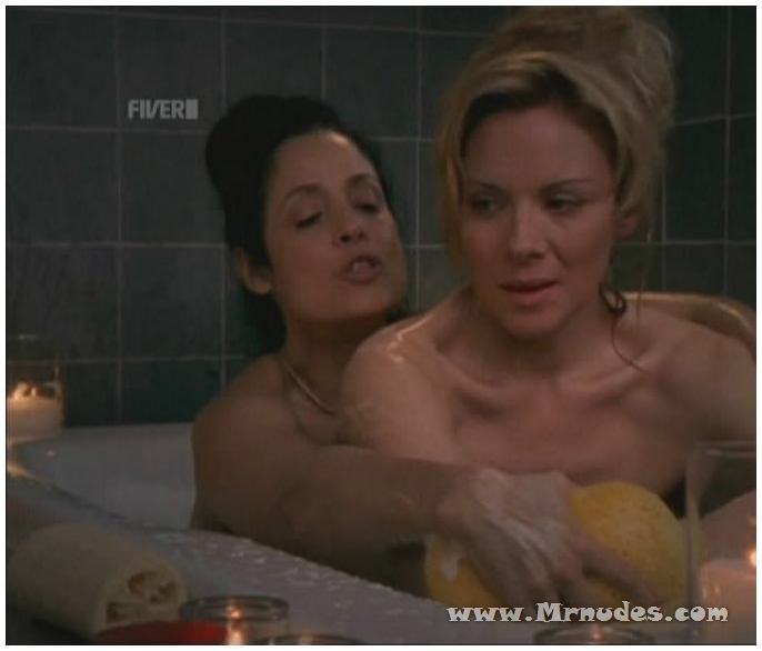 Cattrall kim naked pic