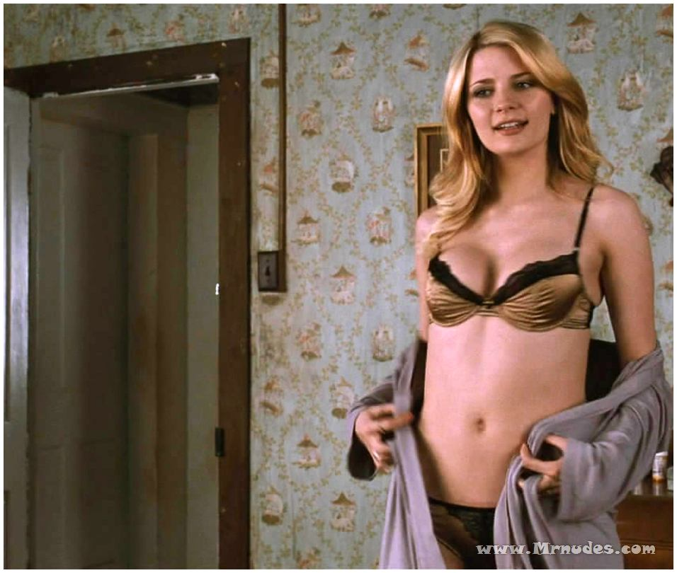 from August mischa barton sexy hot nude naked fake