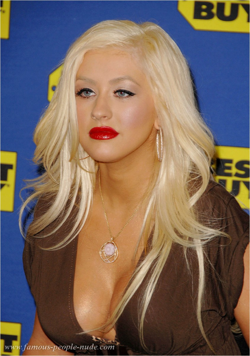 Christina Aguilera - nude and sex celebrity toons at Sinful Comics