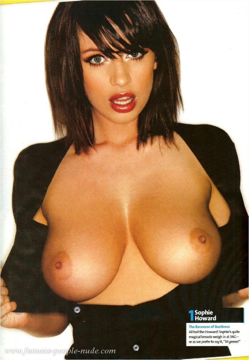Interesting message Sophie howard boobs remarkable, rather