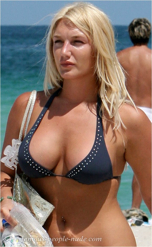 Can Nude pics of brooke hogan leaked still that?