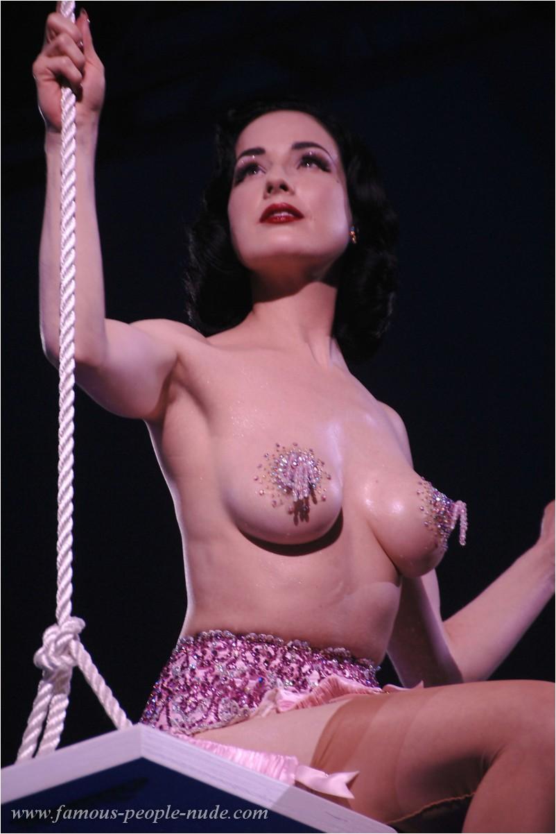 dita von teese sex toys nude