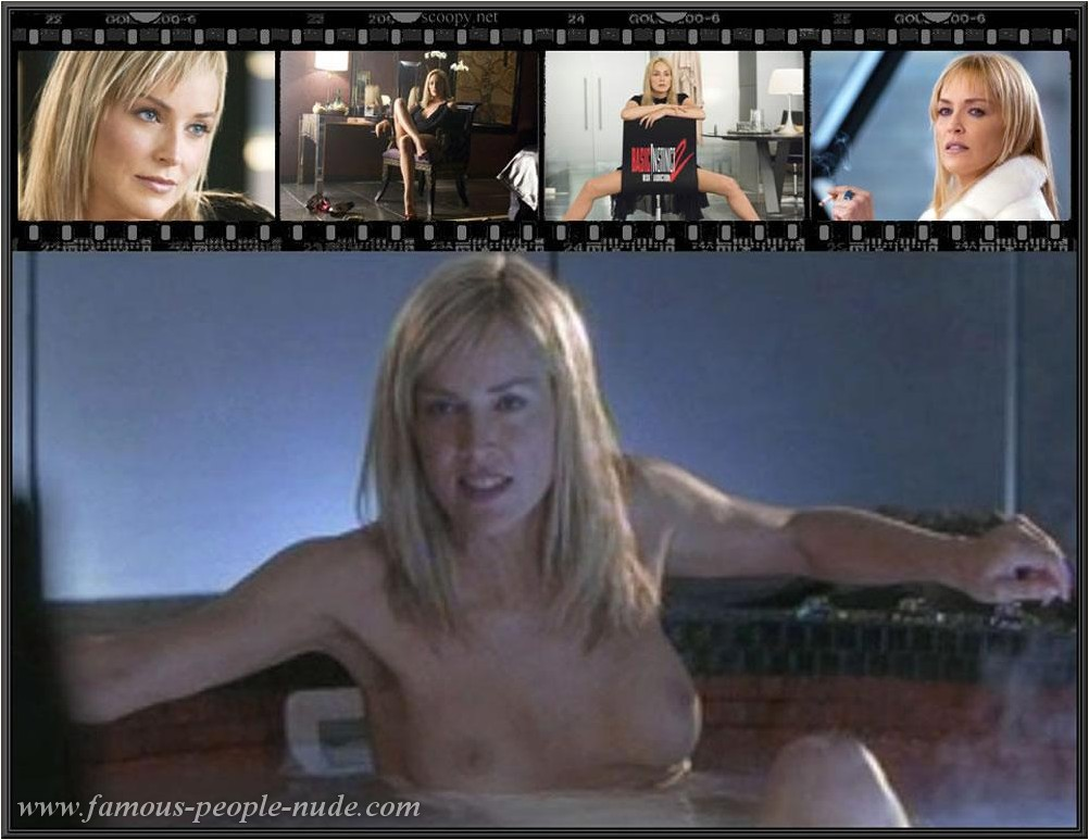 Sharon stone nude movies download