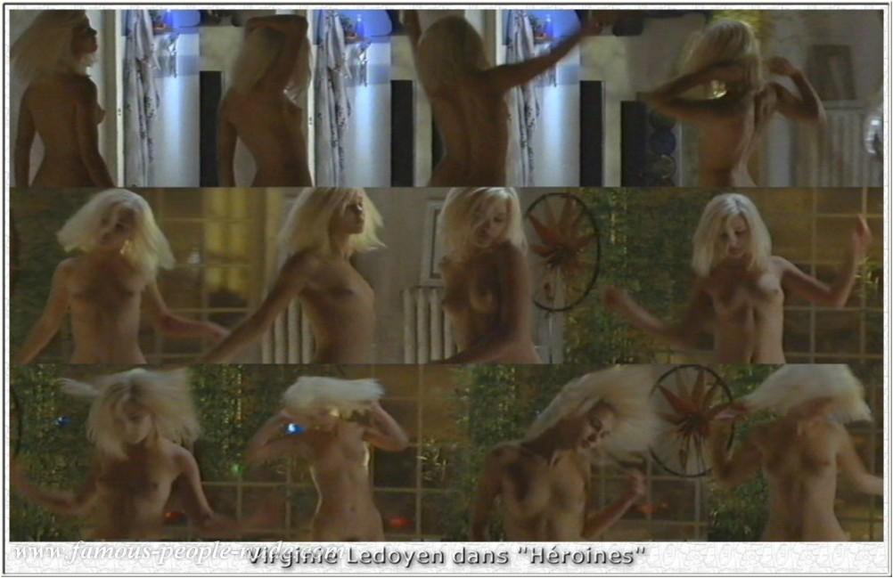 ::: Virginie Ledoyen - nude and sex celebrity toons @ Sinful Comics Free ...