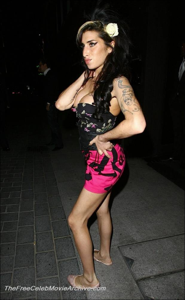 Nude Pics Of Amy Winehouse 100